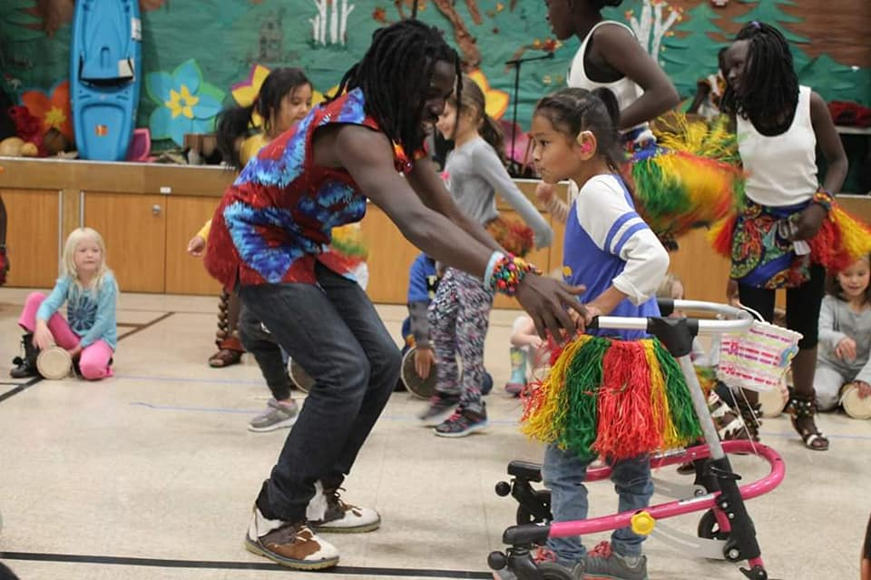African Dance and Drumming Workshops - Foundry Hall
